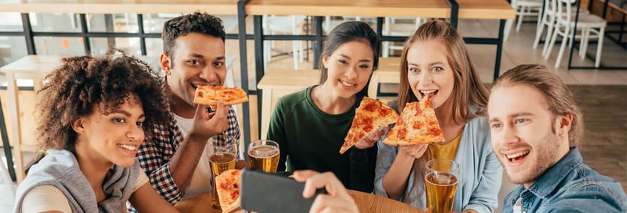 l'importance de la décoration intérieure d'une pizzeria