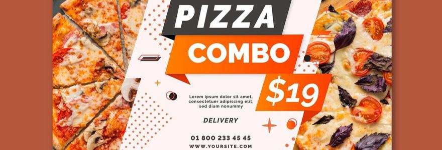 Quelles solutions pour brander sa pizzeria